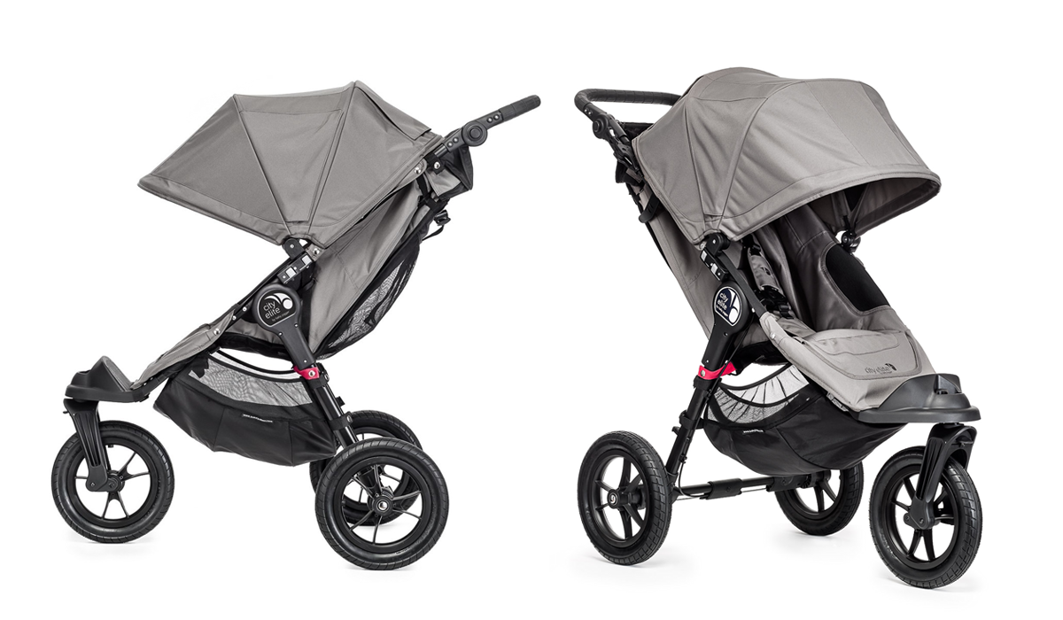Barnevogn Baby Jogger City Elite