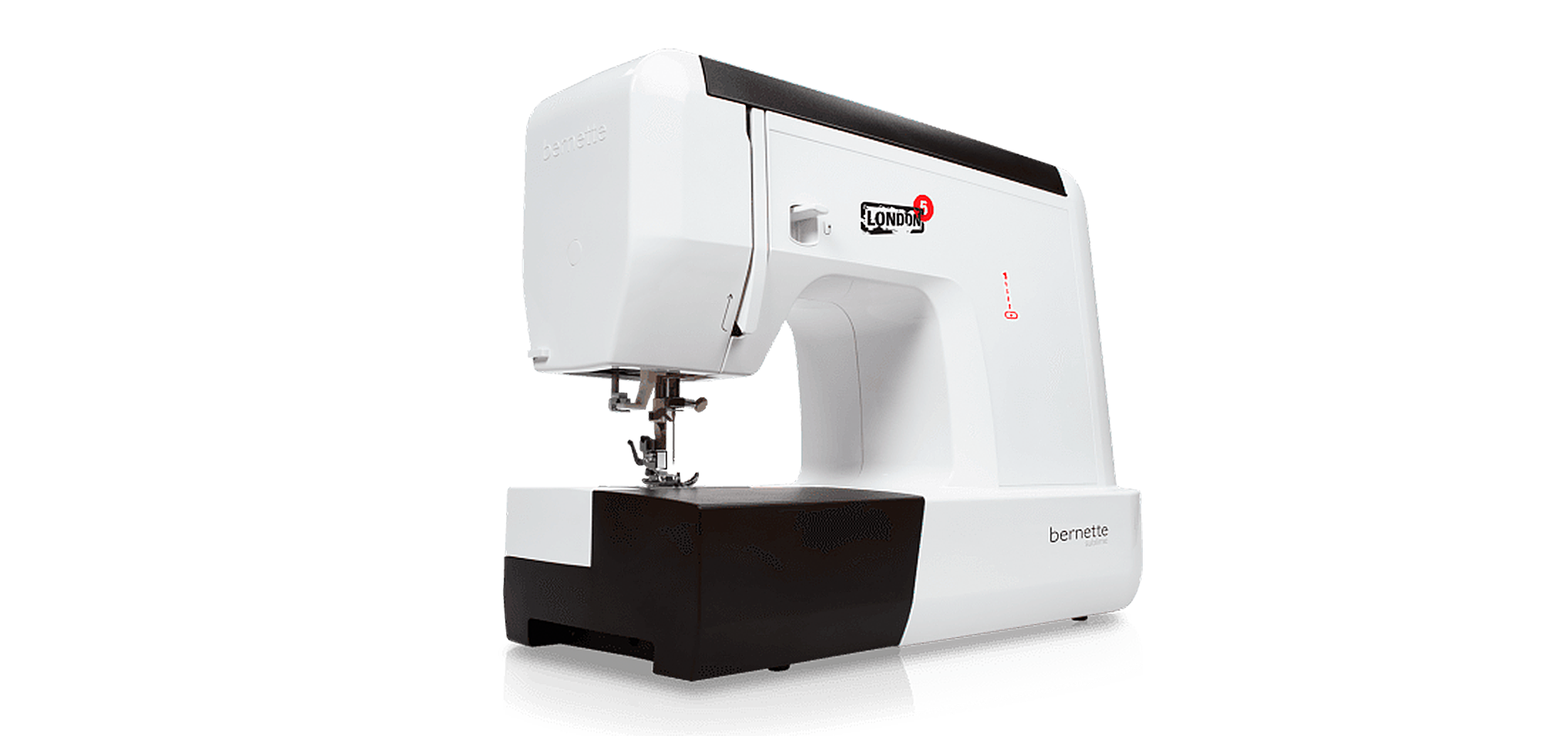 Bernina Bernette 15 (London 5)