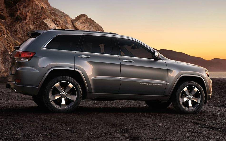 Jeep Grand Cherokee 3.0 CRD Summit