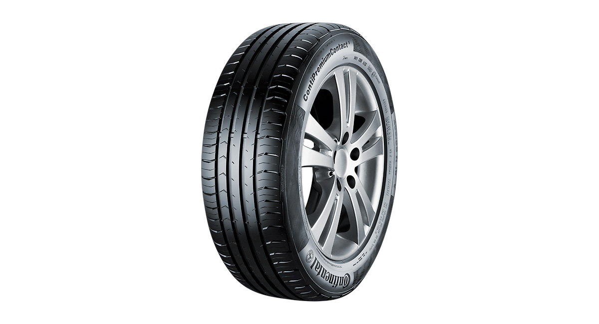 Continental ContiPremiumContact 5 (205/55 R16)