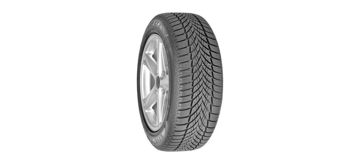 Goodyear UltraGrip Ice 2 (Piggfrie)