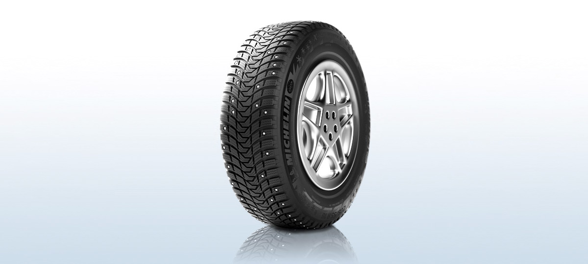 Michelin X-Ice North 3 (Piggdekk)