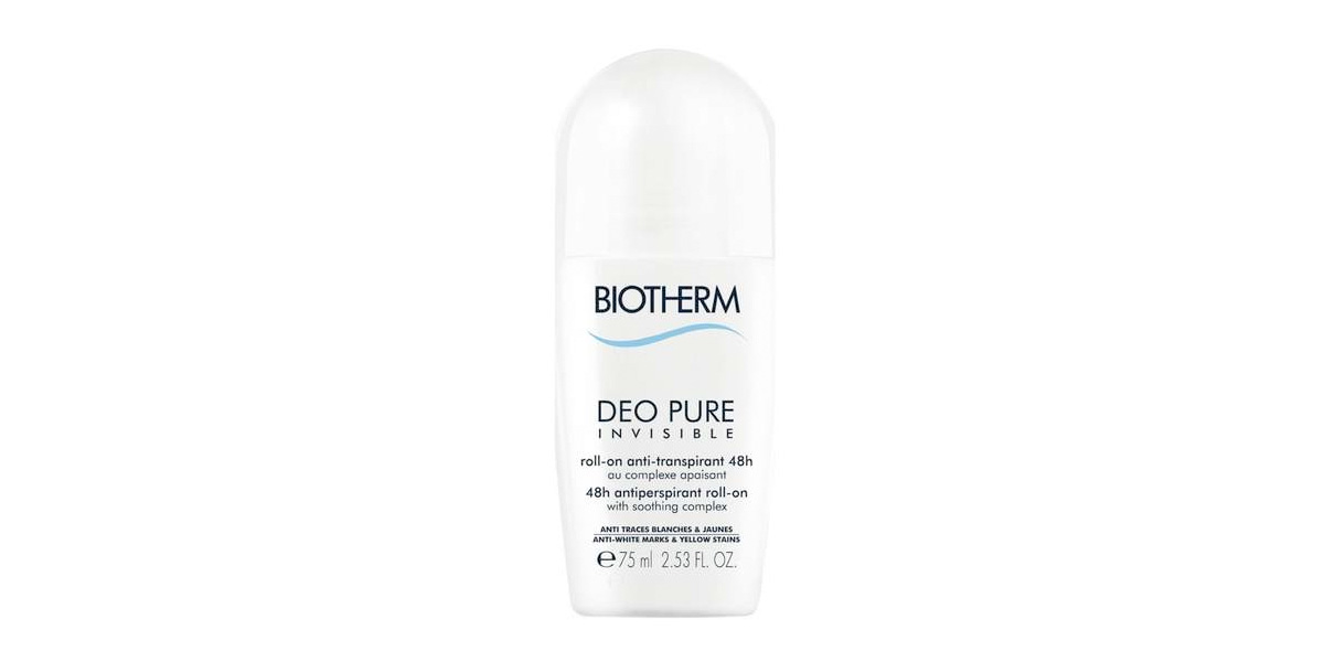 Biotherm Deo Pure Invisible