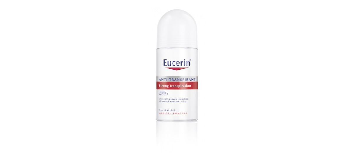 Eucerin 48H Anti-Perspirant Roll-On