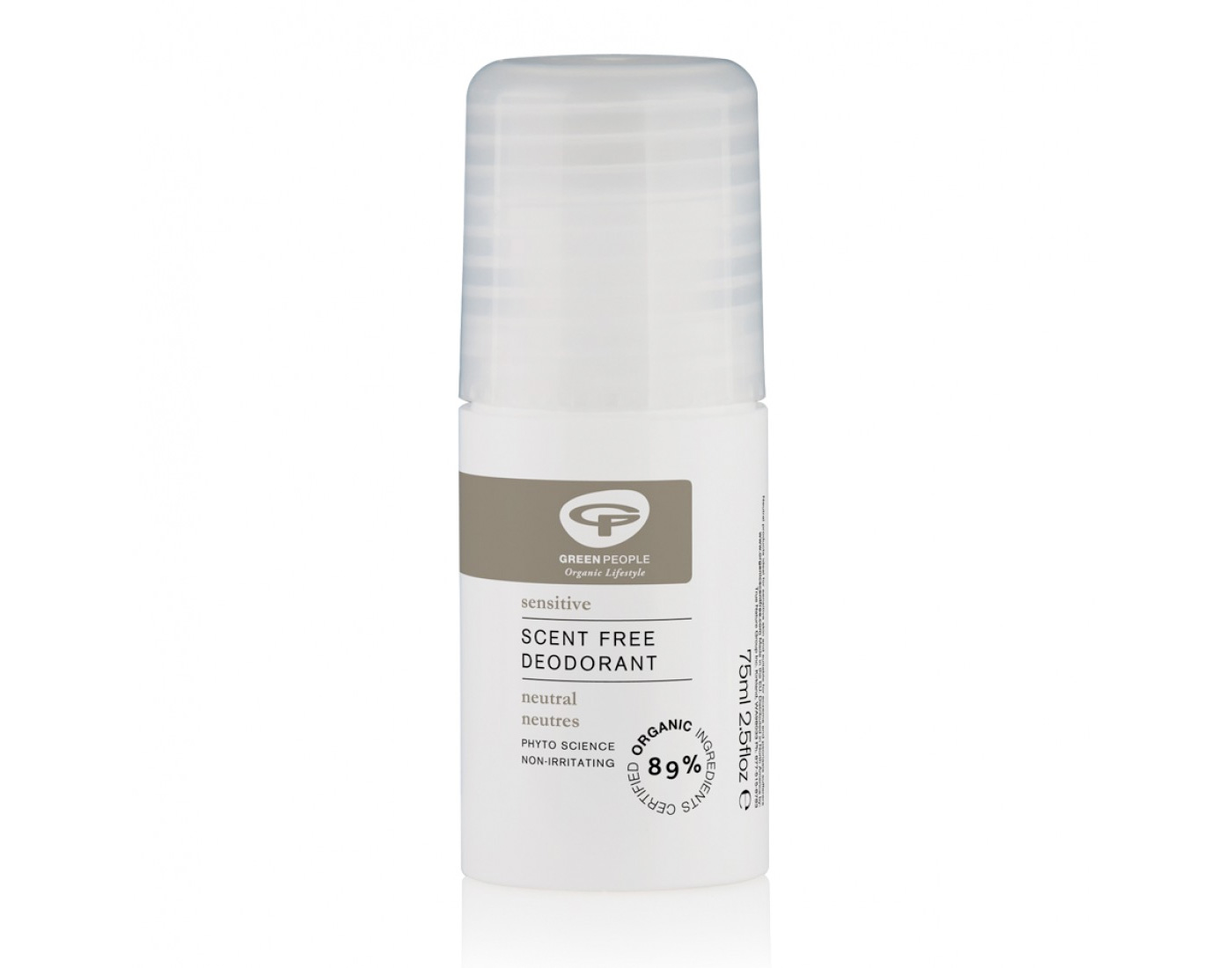 Green People Scent free deodorant Sensitive