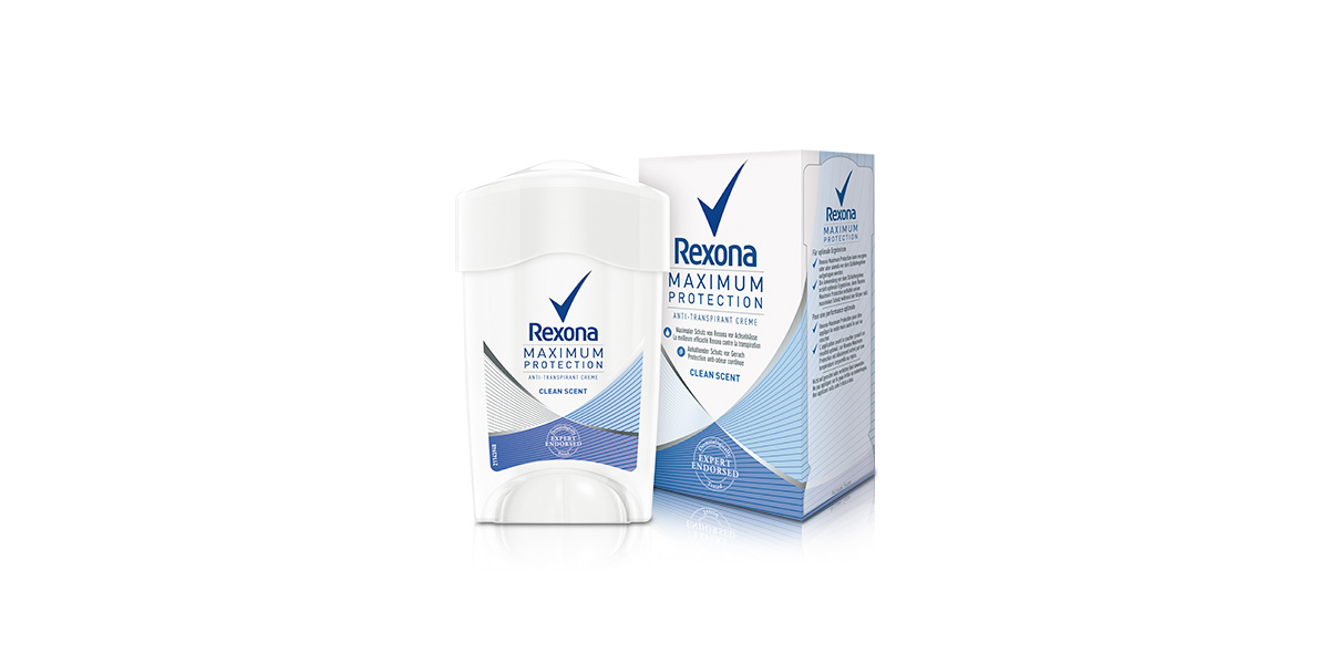 Rexona Maximum Protection Clean scent