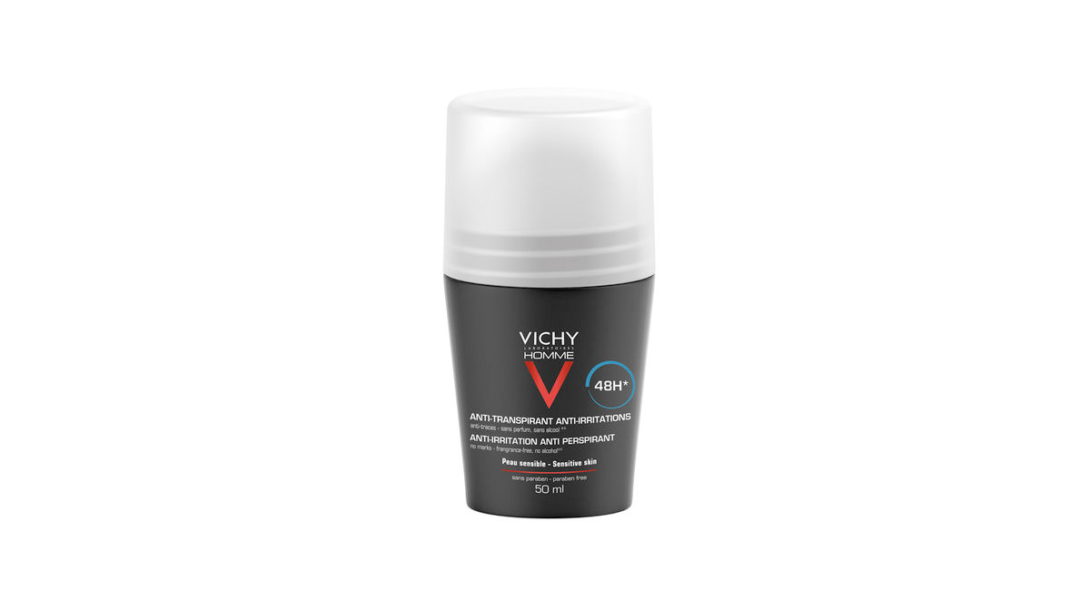 Vichy Homme 48H