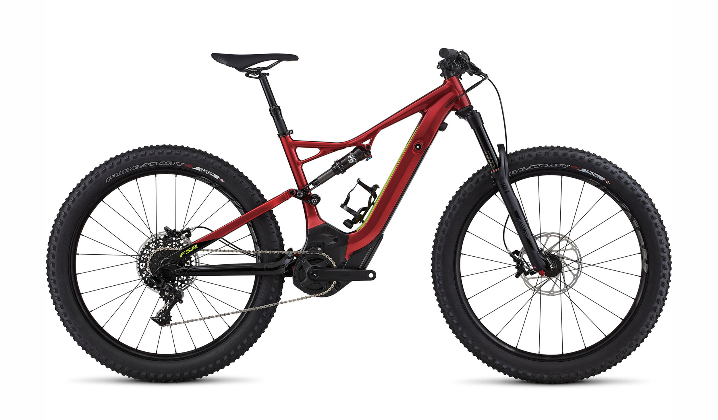 Specialized Turbo Levo FSR Comp 6Fattie E-Bike