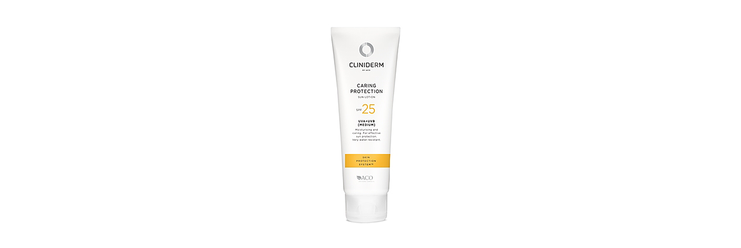 Cliniderm Caring Protection Sun Lotion