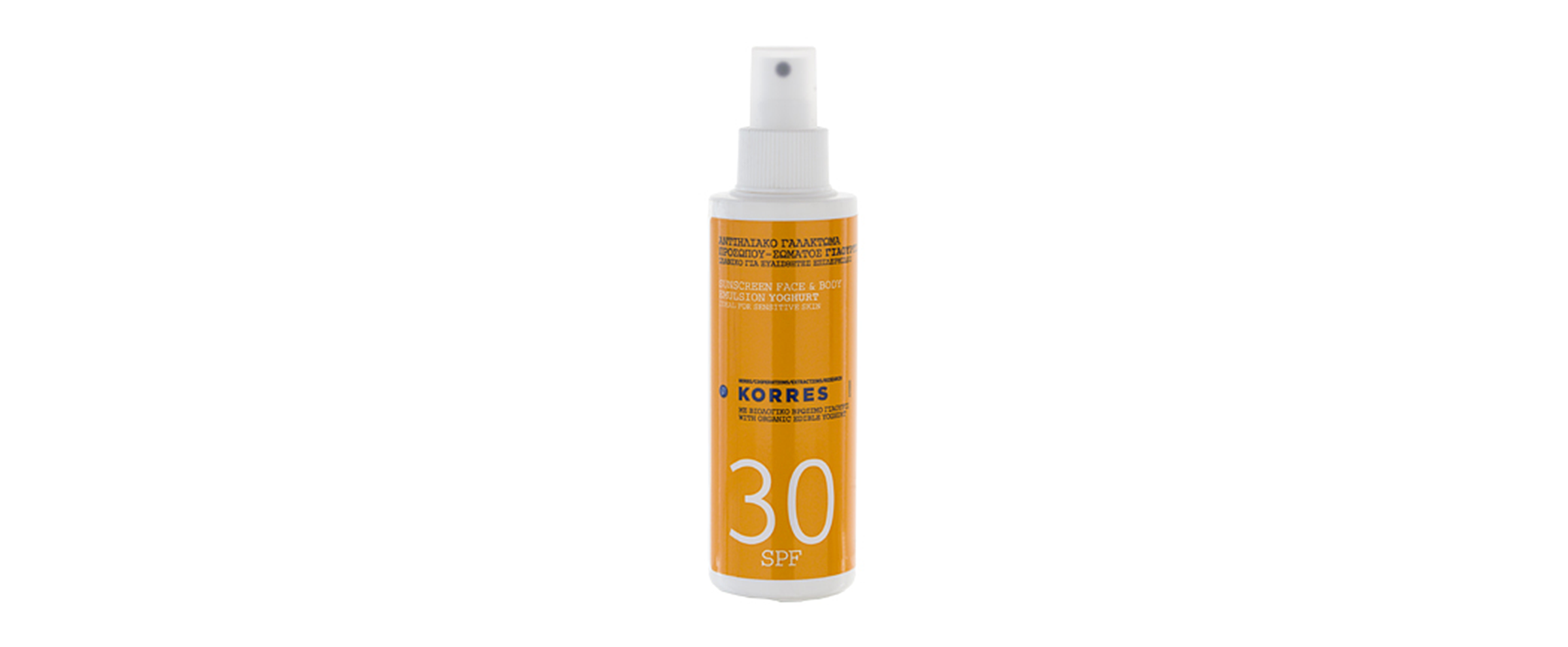 Korres Sunscreen Face & Body